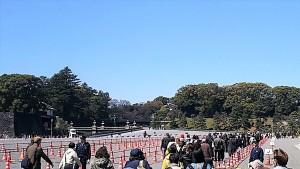 2019-04-04 皇居 通り抜け (2)