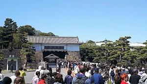 2019-04-04 皇居 通り抜け (3)