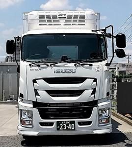 20210615 いすゞ大型GIGA納車 入間 (1)